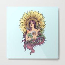 Sunshine 2 Metal Print