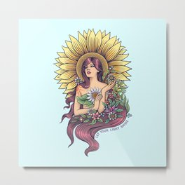Sunshine 2 Metal Print