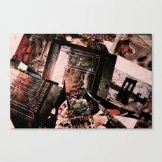 Camera Obscura Canvas Print
