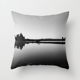 Mono Lake Throw Pillow