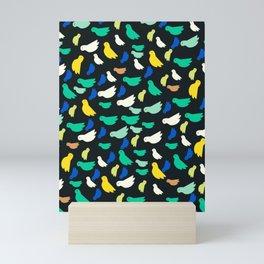 Summer dance Mini Art Print