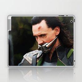 Loki Digital Painting  Laptop & iPad Skin