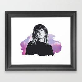 Midnights Framed Art Print
