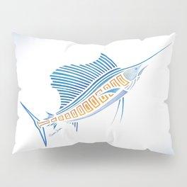 Tribal Sailfish Pillow Sham