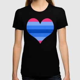 Trans Man Heart T-shirt