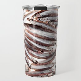 Sardines Travel Mug
