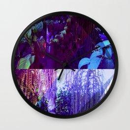 Diamond Jungle Wall Clock