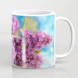 Syringa vulgaris #lilac still life Coffee Mug