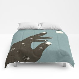Dead Stars In Our Hands Comforters
