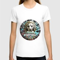 lions T-shirts featuring LIONS by infloence