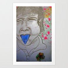 lollypop drug highly addictive Art Print