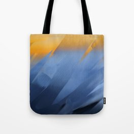 Golds & Blues  Tote Bag
