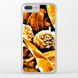 Noni Clear iPhone Case