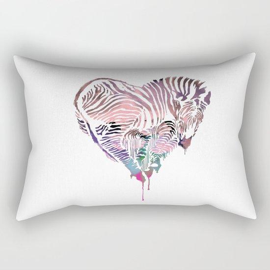 Z. Love Rectangular Pillow