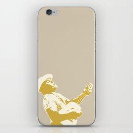 El Ave que ayer voló iPhone Skin
