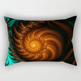 Fractal - She Sells Sea Shells Rectangular Pillow