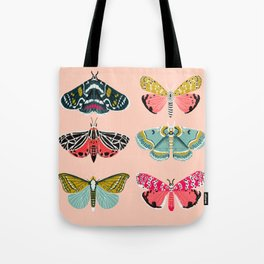 Lepidoptery No. 1 by Andrea Lauren  Tote Bag