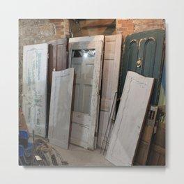 Doors 1 Metal Print