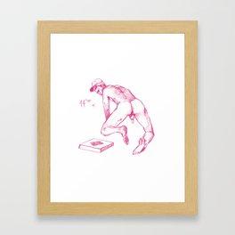 FAG 05 Framed Art Print