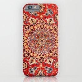 Soft Effects Oriental Rug Glamping She-Shed Elegant Boho iPhone Case