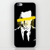 moriarty iPhone & iPod Skins featuring Moriarty by tillieke