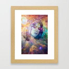 Deity Alt Framed Art Print