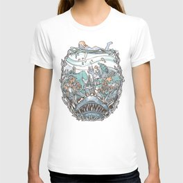 What Lurks Beneath T-shirt