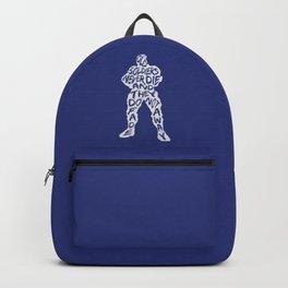 Soldier 76 Type illustration Backpack