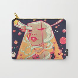 Don't Wake Me Carry-All Pouch