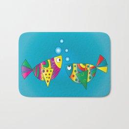Fishy Fishy Bath Mat