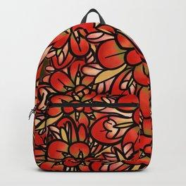 Indian Paintbrushes Backpack