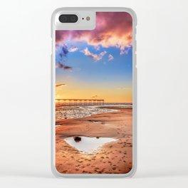 Saltburn Love Portrait Clear iPhone Case