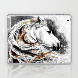 Dark Beauty Horse Laptop & iPad Skin