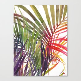 The Jungle vol 3 Canvas Print