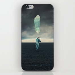 Living two whole lives with Burden iPhone Skin