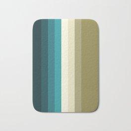 Graphic 876 // Cool & Drab Bend Bath Mat