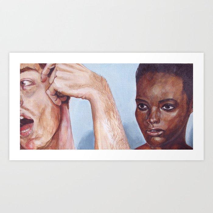 Fictional Still #7 Art Print