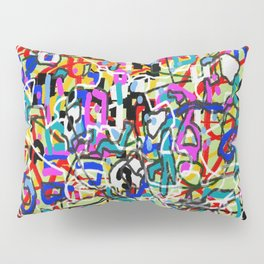 Laberinto Pillow Sham