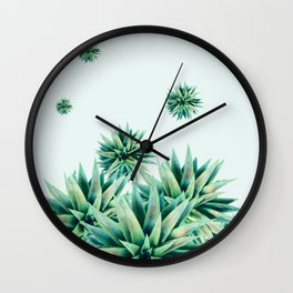 tropical stars  Wall Clock
