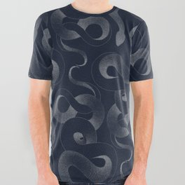 Serpentine All Over Graphic Tee