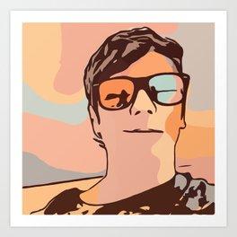 Craig 3 Art Print