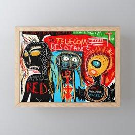 Ex-telecom Framed Mini Art Print
