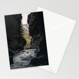 The Rush - Ouray, CO. Stationery Cards