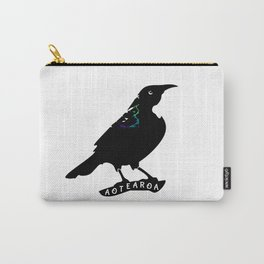 Tui New Zealand Native Bird Carry-All Pouch