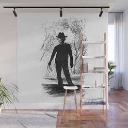 One, Two, Freddy's Coming For You Wall Mural