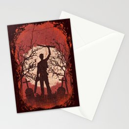 Ash Graves Stationery Cards
