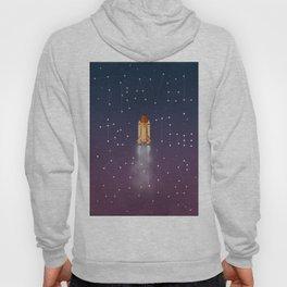 Travel to the Stars Hoody