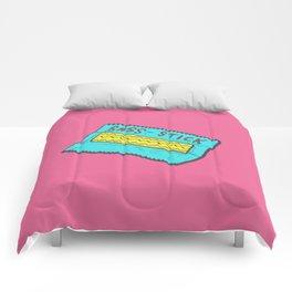 Sass-Stick Comforters