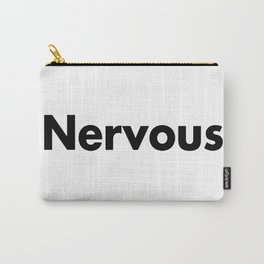 Nervous Carry-All Pouch