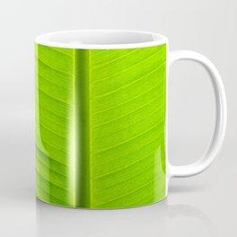 banana tree leaf Coffee Mug